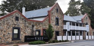 Photo of the McLaren Vale Hotel, serviced by PPH Electrical